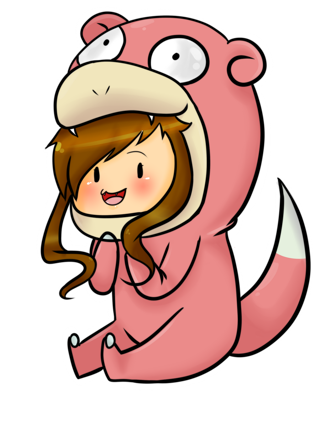 i'm Slowpoke by Mayitow