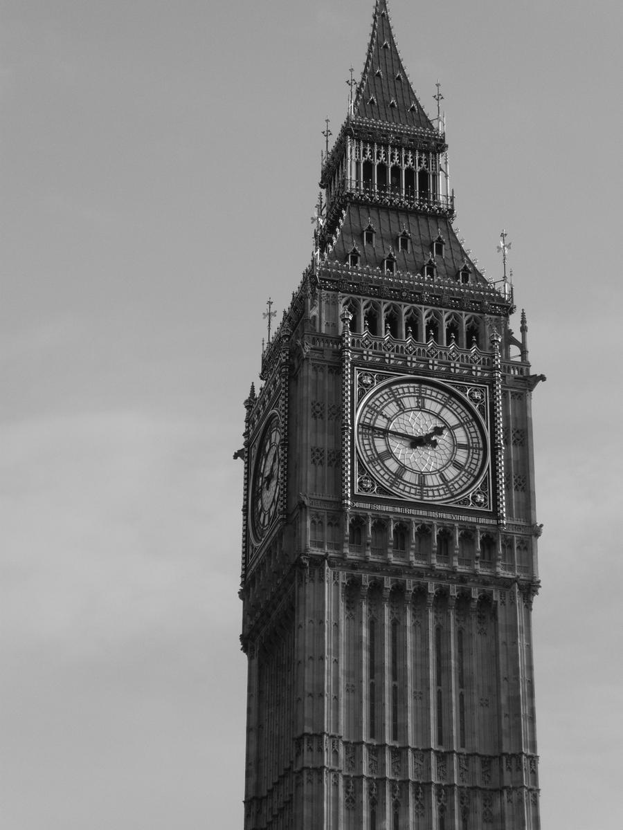 BigBen Clock by agnese9