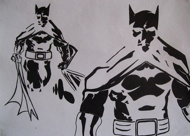 batman(s) by agnese9