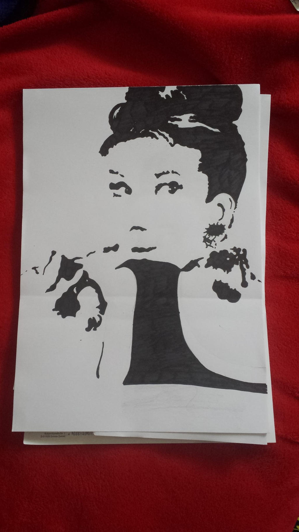 audrey. by agnese9