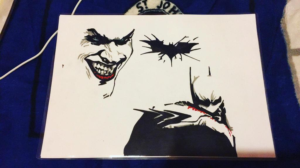 batman by agnese9