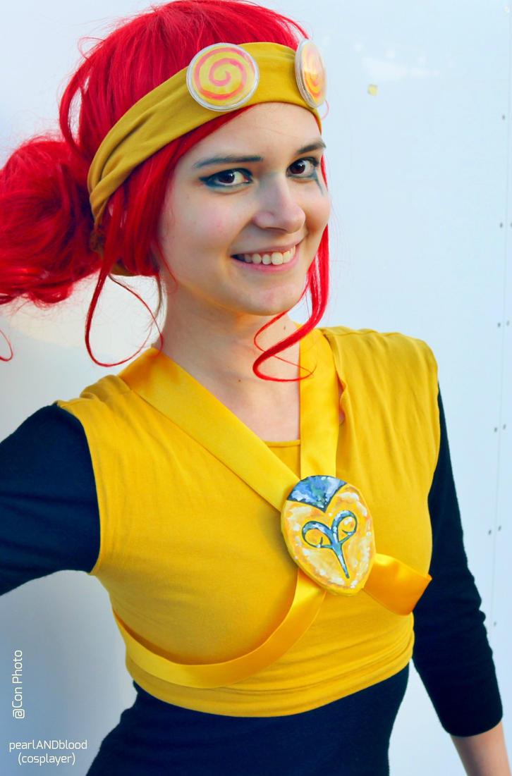 Fem! Jack Spicer cosplay I. by pearlANDblood