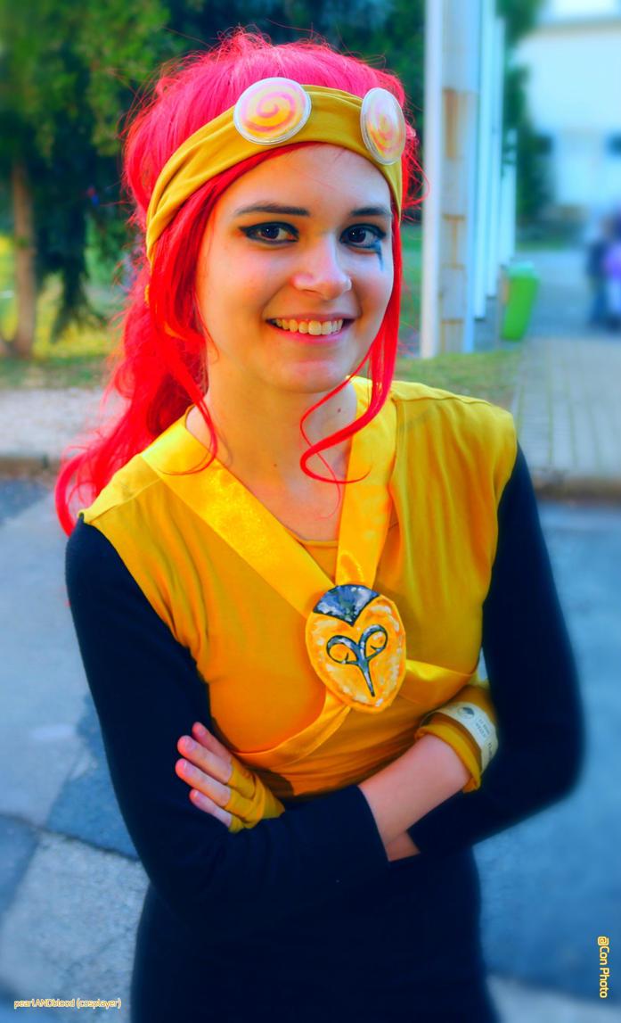 Fem! Jack Spicer cosplay II. by pearlANDblood