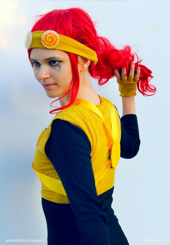 Fem! Jack Spicer cosplay VI. by pearlANDblood