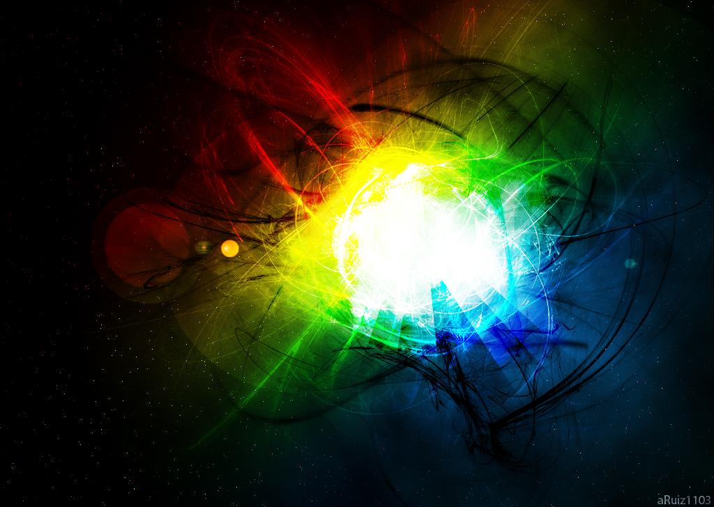 Nebula Wallpaper by aRuiz1103