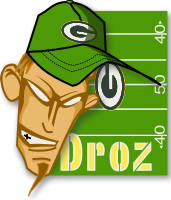 D9 Green Bay Avatar by droz928