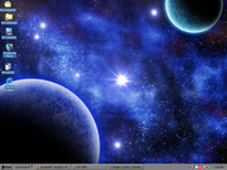 Screen Shot of My Desktop by droz928