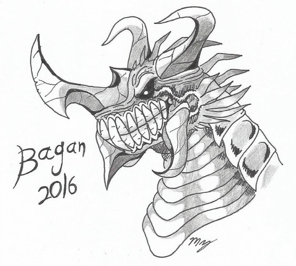 Bagan bust