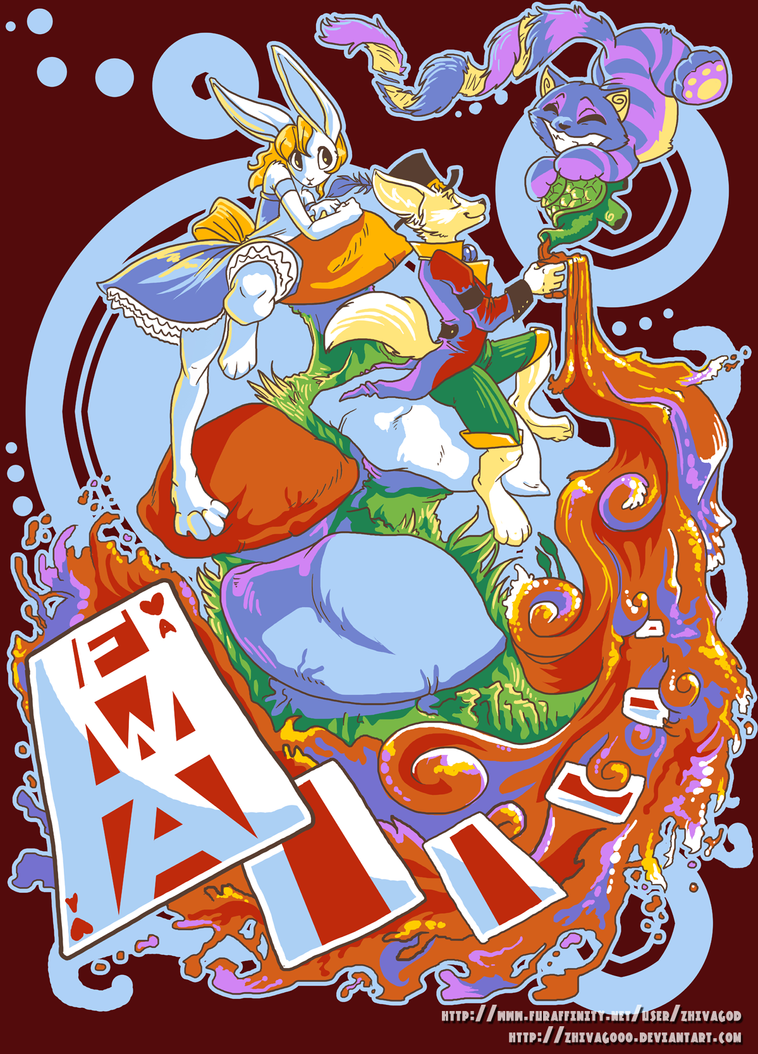 FWA 2011 - Shirt Art by zhivagooo