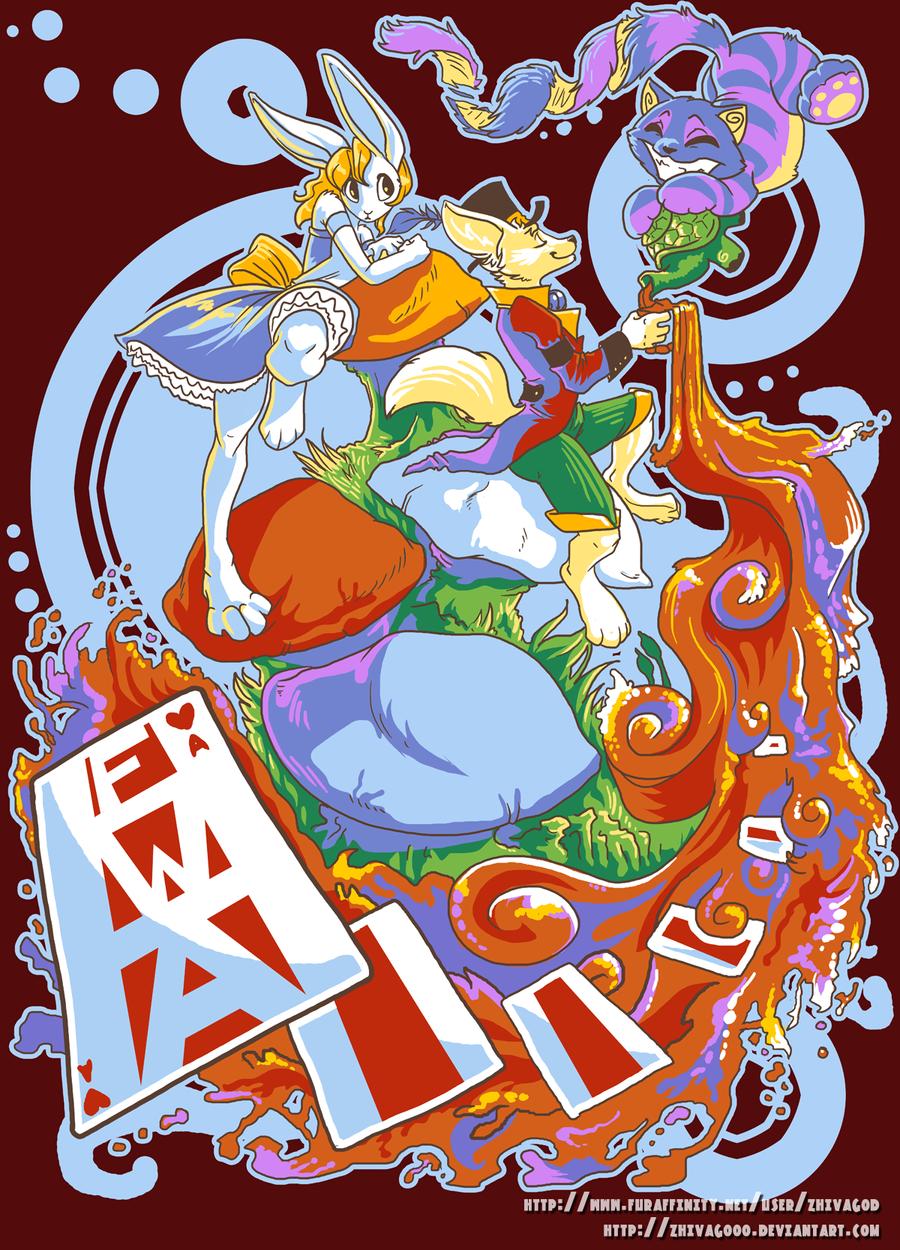 FWA 2011 - Shirt Art by zhivagooo