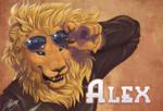 Alex Badge