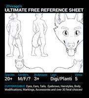 2015 Ultimate Free Ref Sheet