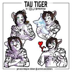 Tau pack by zhivagooo