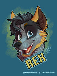 Character Portrait for Rex