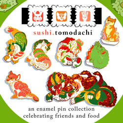 Sushi Tomodachi Kickstarter Ending in 3 days!