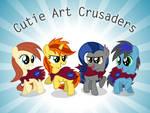 Cutie Art Crusaders fanart vector