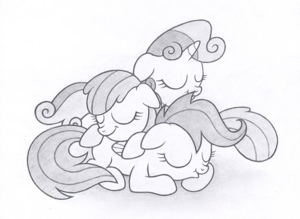cutie mark coloring pages - photo#5