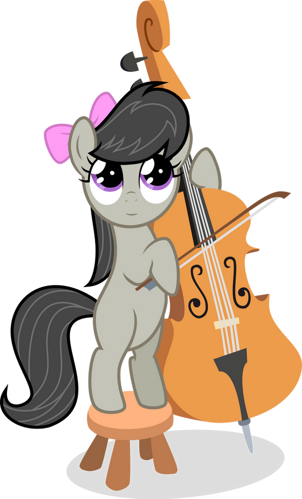 Music Lesson - Vector of Octavia by Agamnentzar