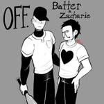 OFF: The Batter and Zacharie