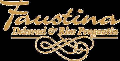 Logo Faustina Dekorasi dan Rias Pengantin