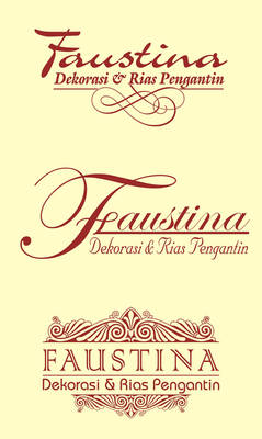 Draf Logo Faustina