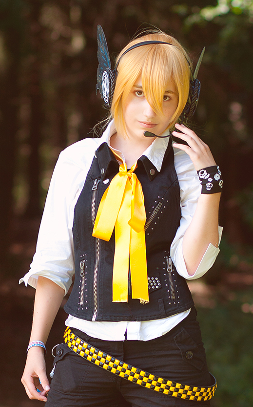 Kagamine Len - Magnet by veerle-chan