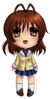 Clannad: Nagisa Chibi