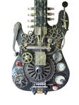 1926 Staghead Guitar