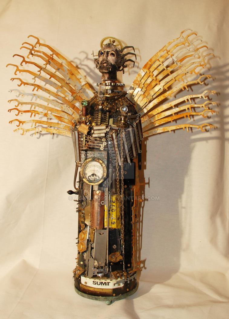 St Francis of Assemblique by agnello99