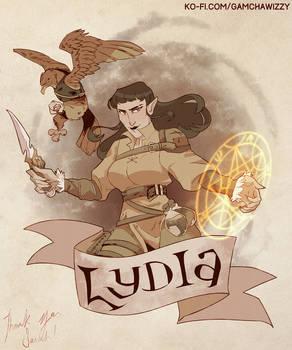 Commission - Lydia