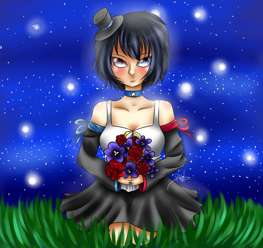 Roses are Red Violets are Blue by Masokissm on DeviantArt