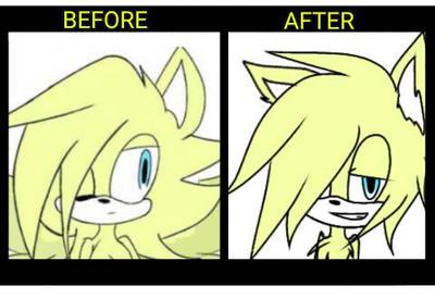 Art improvement? by StarmTheDarkcat