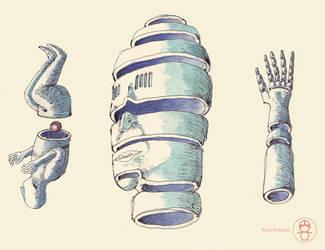 Anatomic cuts by sigmar95