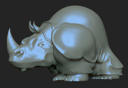 Rhino-speedsculpt