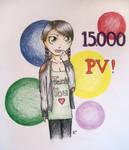 15,000 PV THANK YOU