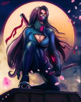 Original Character (Assassin) by 0oDhaxina