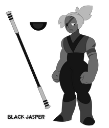 Black Jasper