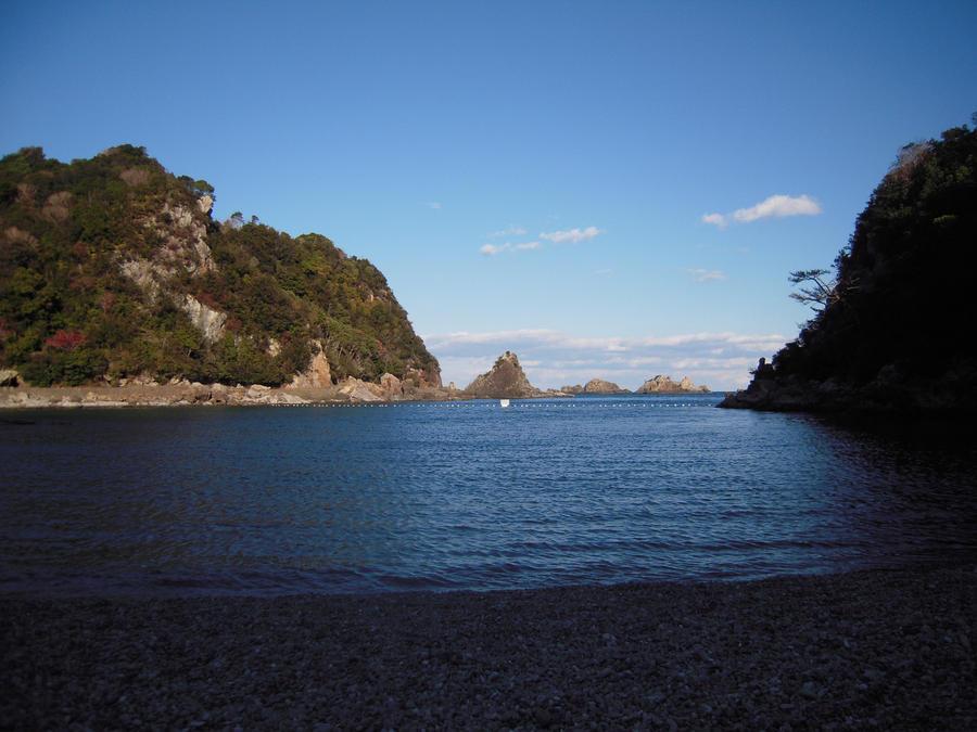 The Cove by Aoarashi
