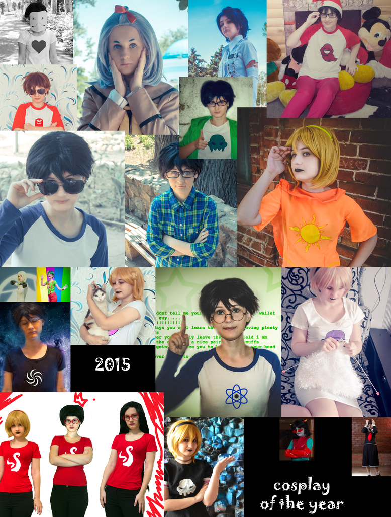 cosplay 2015 by Lavi-Deak