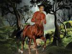 the last centaur