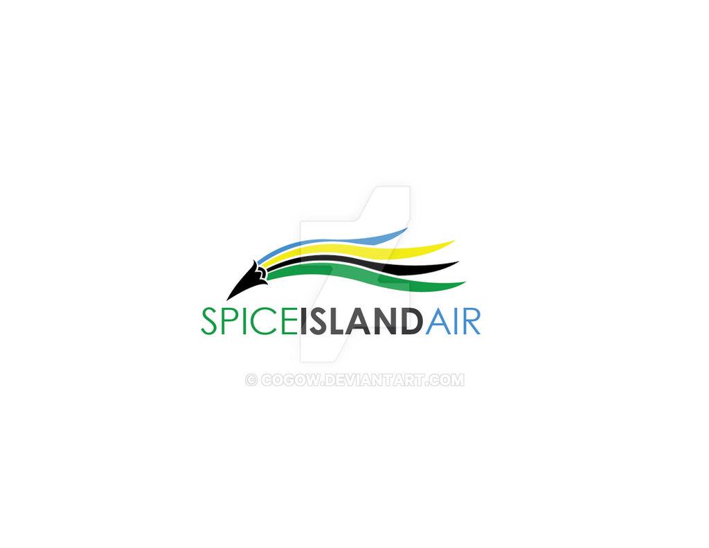 Spice Island Air Logo