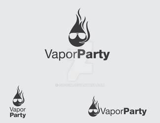 Vapor Party Logo