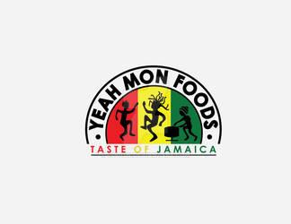 Yeah Mon Foods Logo
