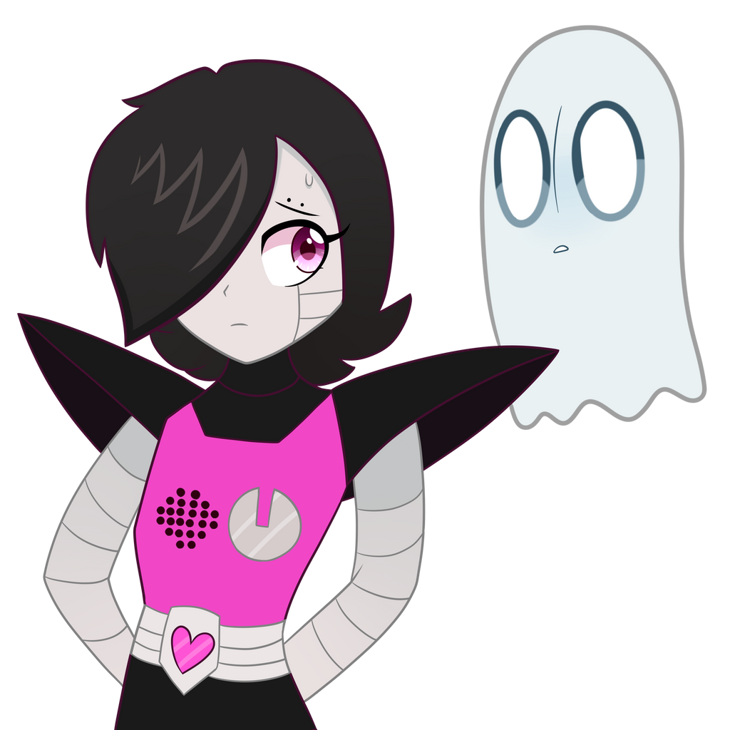 Undertale Napstablook And Mettaton Related Keywords Suggestions