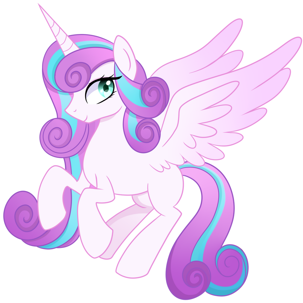 Art flurry heart fimfiction - Princesse poney ...