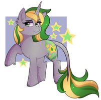 Emerald's redesign by Emera33