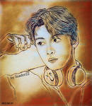 Cha Eun Woo by lisador22