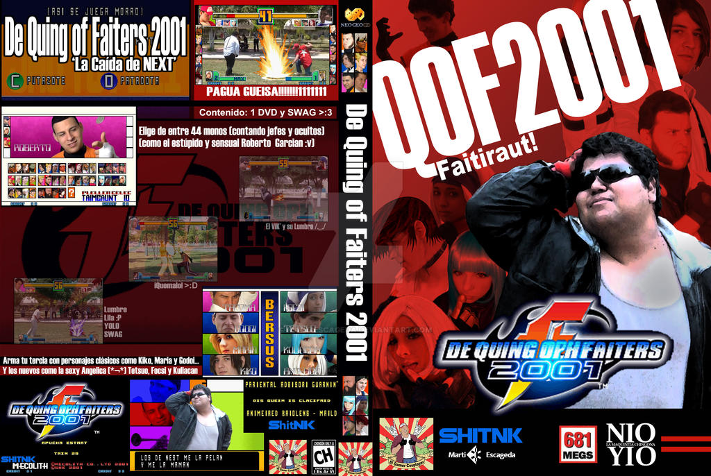 kof 2001 game free