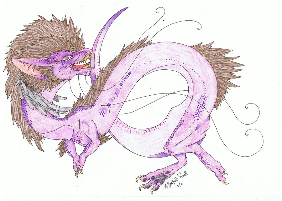 Panlong coiling dragon by lorddessik on deviantart for Coiling dragon