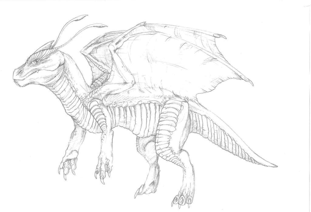 Dragonite by LordDessik